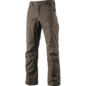 Lundhags Authentic Pantaloni lungo Uomo, green solid
